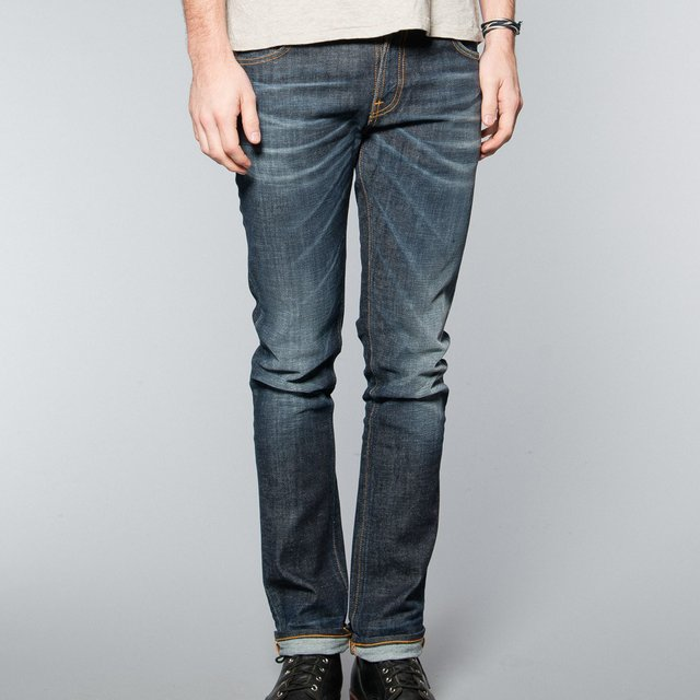 Mens Skinny Denim